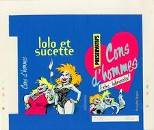 HARDY SERIGRAPHIE EX-LIBRIS LOLO & SUCETTE BOITE BLEUE - 69 ex. n°/signés