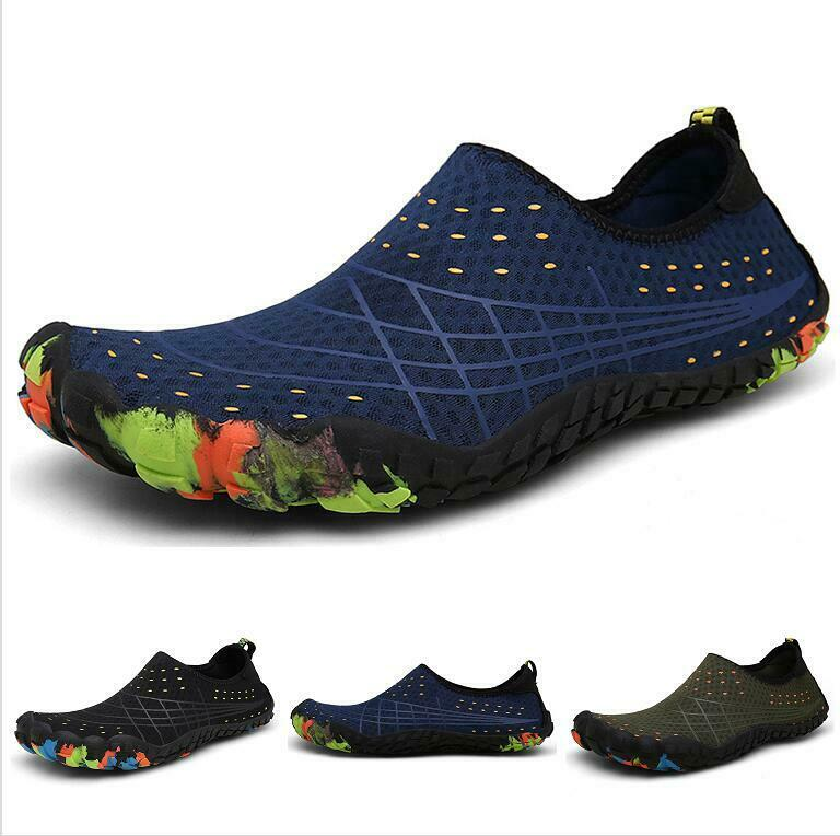 Water shoes Men Sport Beach Swimming Sneaker Trail Sand Breathable Athletic New