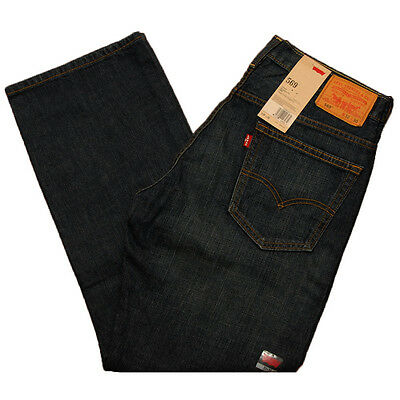 Levis 569 Jeans Dark Chipped Loose Straight 0041 41 Levi's Jean 041 Relaxed