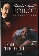 31271// DVD HERCULE POIROT N°39 LE MYSTERE DE HUNTER'S LODGE EN TBE