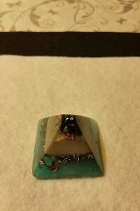 Orgone-Oasis-Snowflake-Quartz-Crystal-Sm-Handmade-Pyramid-Glows-12261515
