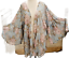 thumbnail 9 - UMGEE Maxi Kimono Cardigan Women's Bell Sleeve Flowy Long Jacket Plus 1X,2X Nwt