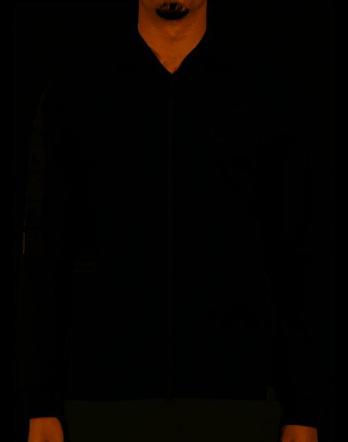 46d4252a662f Nike Men s Modern Varsity Jacket Black Size Small S NBA Basketball Chicago  Bulls