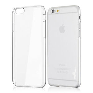 Coque-Transparente-iPhone-SE-5S-5-6-6S-Plus-Rigide-Ultra-Fine-Trop-Saint