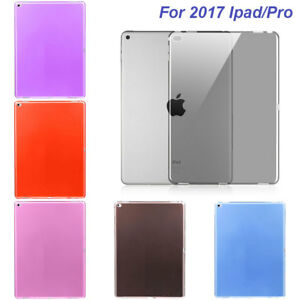 Funda-de-gel-TPU-carcasa-silicona-para-l-Apple-Ipad-PRO-9-7-10-5-Transparente