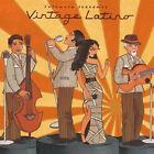 Vintage Latino [Digipak] by Various Artists (CD, Aug-2015, Putumayo)