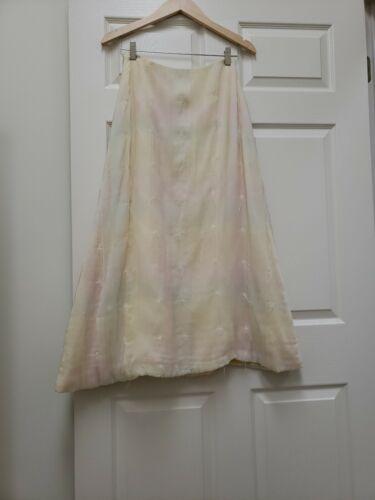 Chanel Long Skirt