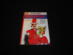 Wasterlain : Docteur Poche 8 : Gags en poche EO Dupuis 1986
