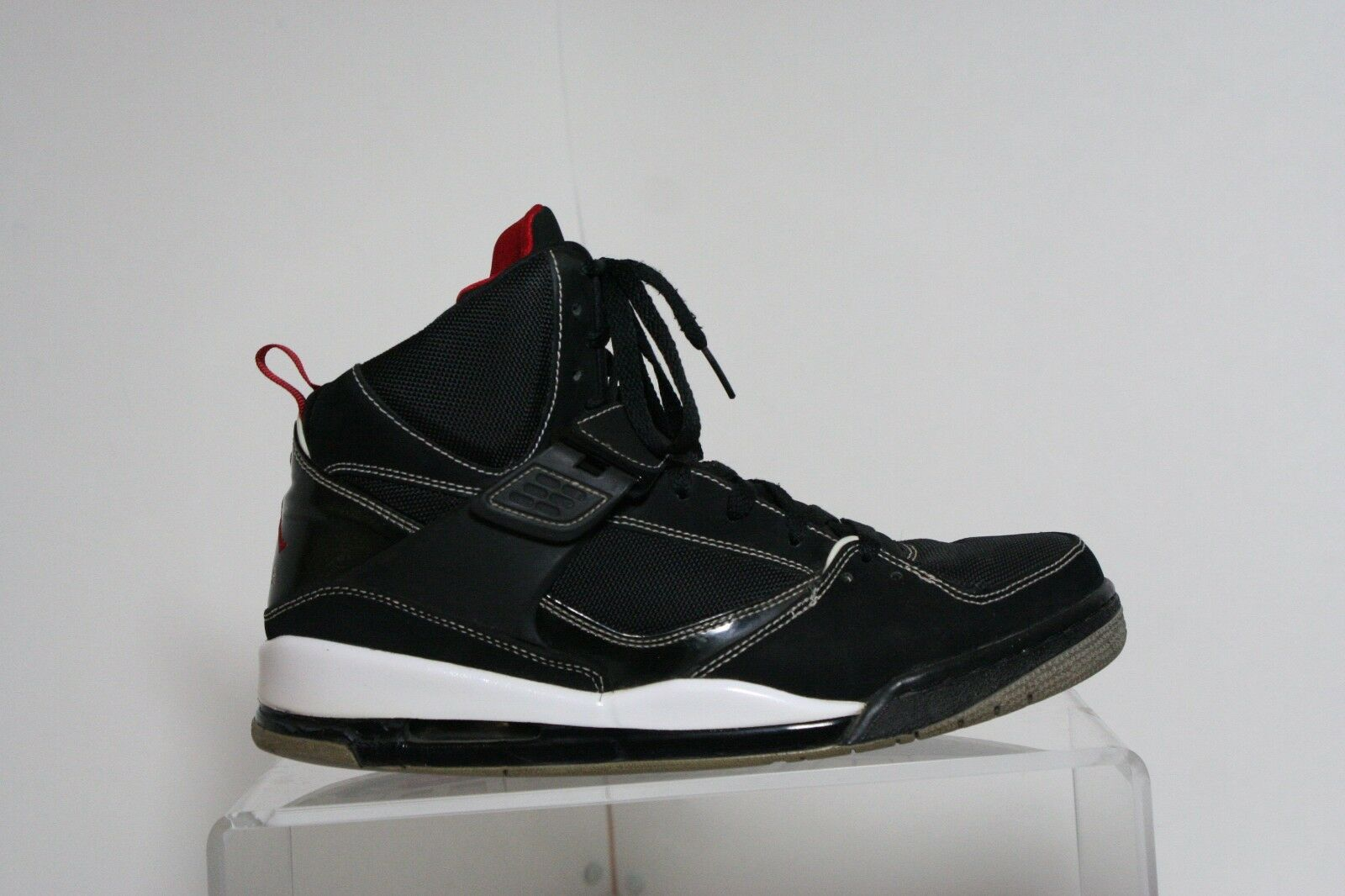 Nike air jordan volo 45 atletico alta via corte scarpa