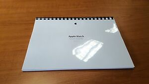 APPLE iWATCH 1.0 PRINTED INSTRUCTION MANUAL USER GUIDE 96 PAGES