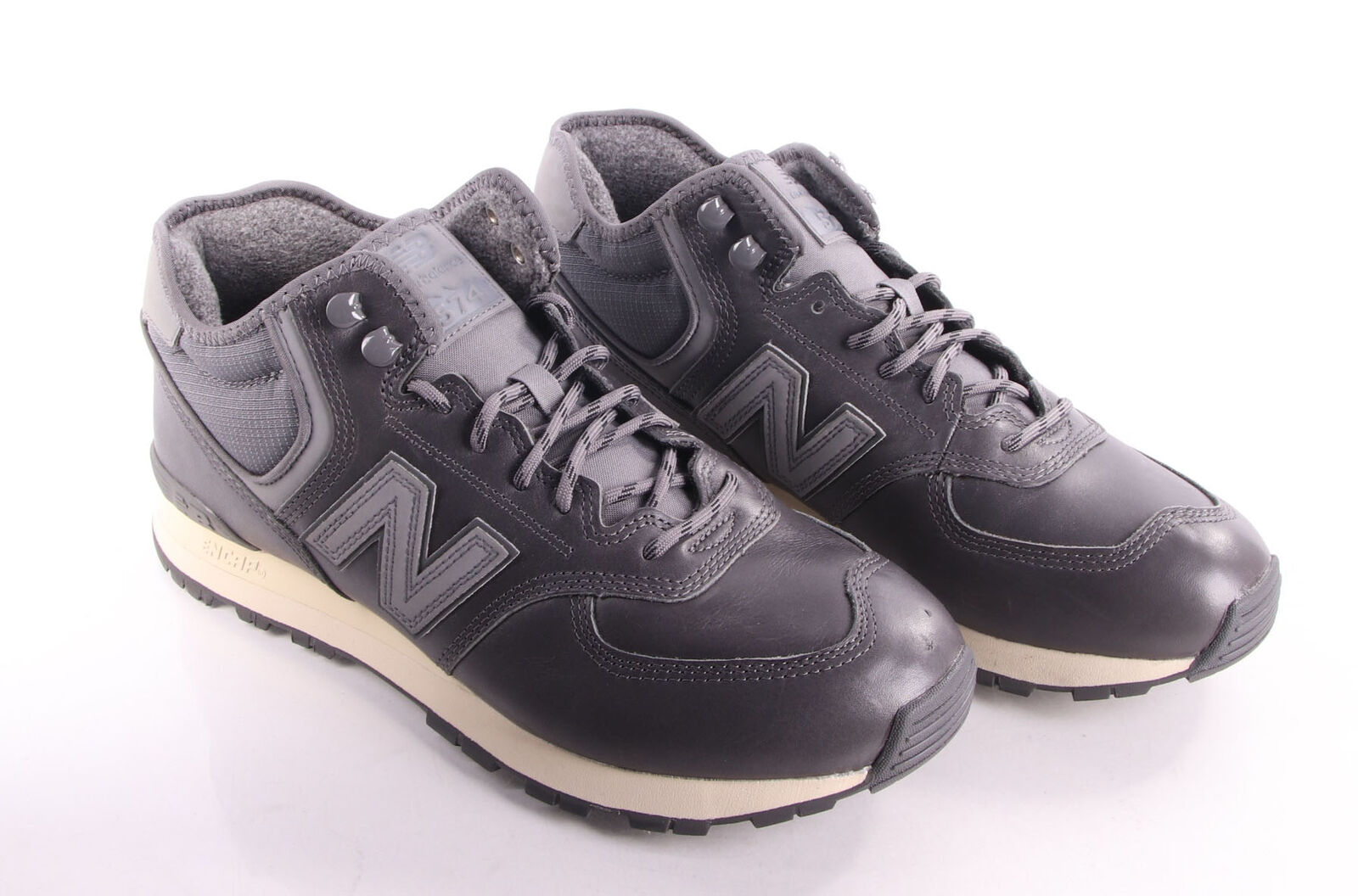 NEW BALANCE Hommes baskets mh574oaa gris taille 45 10,5