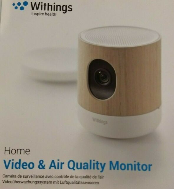 Withings Wireless Home Security Camera