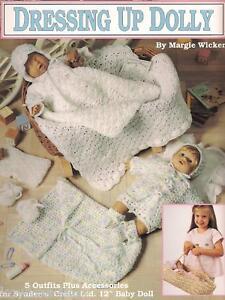 Crochet Doll Accessory Best Free Easy Patterns Ideas | 300x225