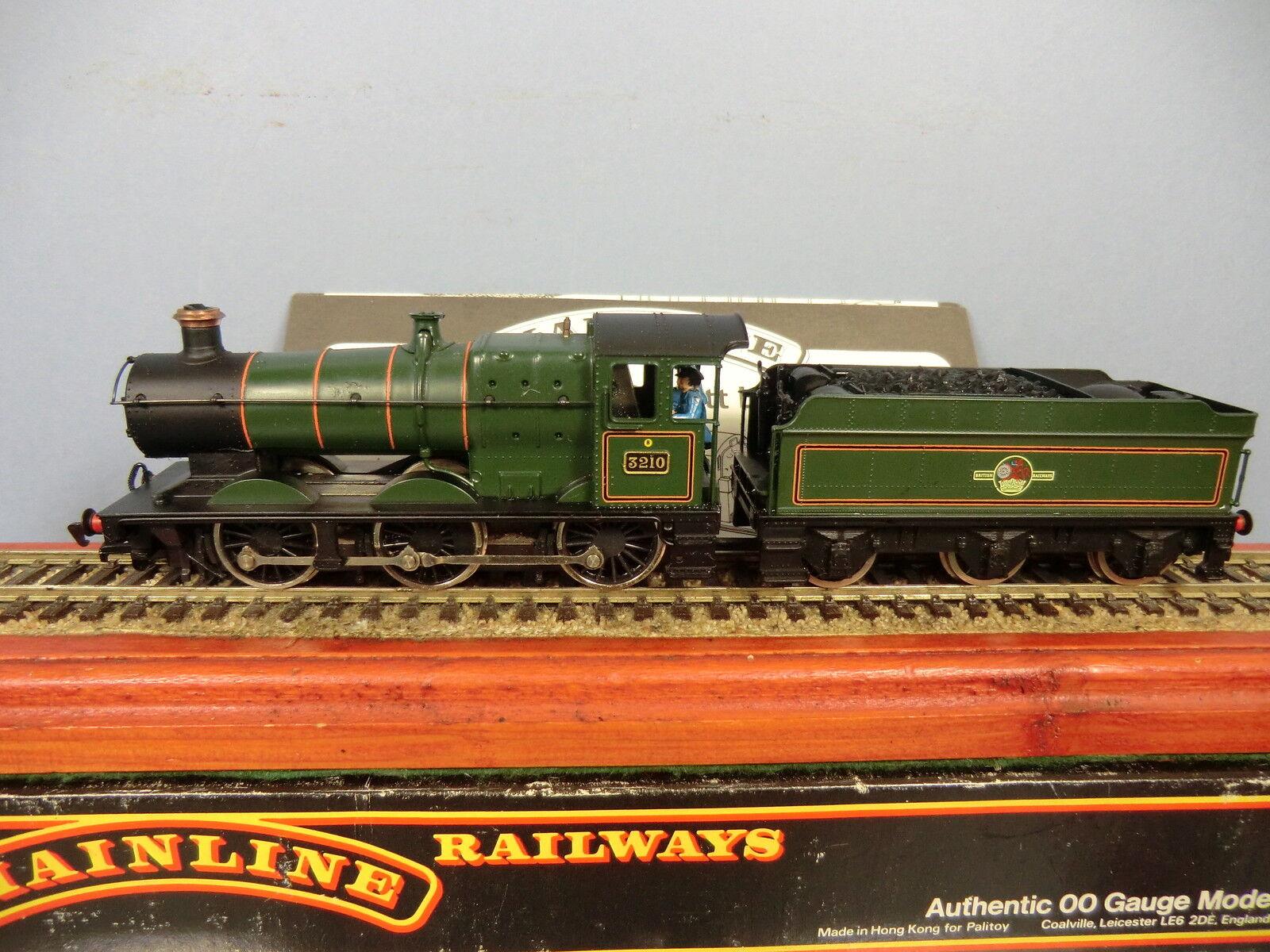 MAINLINE No.37077 (ex GWR) BR CLASS 2251  0-6-0 0-6-0 0-6-0  COLLETT  LOCO & TENDER VN MIB 131295