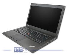 "NOTEBOOK LENOVO THINKPAD T440s i5-4300U 2x 1.9GHz 4GB 320GB WLAN 14"" HD+"