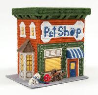 Mary Maxim Pet Shop Plastic Canvas Kit on sale