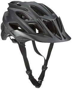Fox-Head-Adult-Flux-MTB-Racing-Bike-Helmet-Matte-Black-X-Small-Small