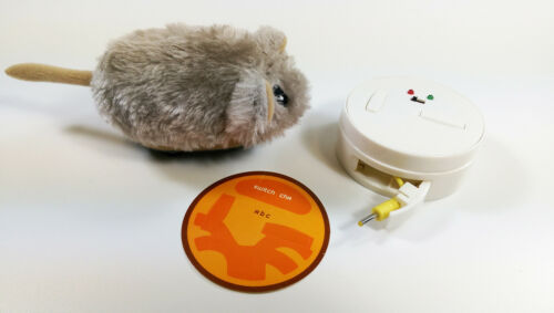 NEW Paradise Pet Infrared Remote Control Fluffy Cute 4ch RC Love Shy Pet Hamster