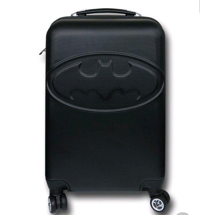 Batman Custodia Rigida Carrello per Valigia