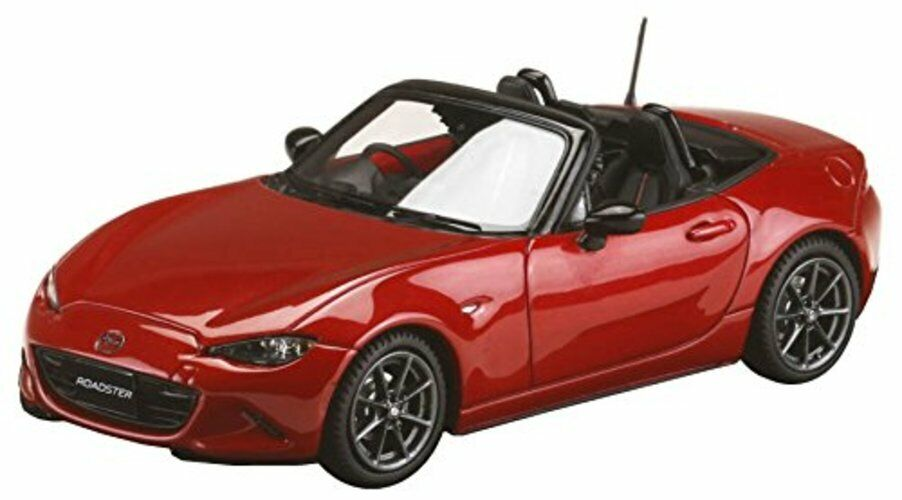 Hobby Japan MARK43 1 43 Mazda Roadster  ND5RC Seoul rouge Premium Metallic Finished  détaillant de fitness