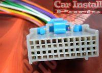 Pontiac Stock Radio Wire Harness Plug 2003-08