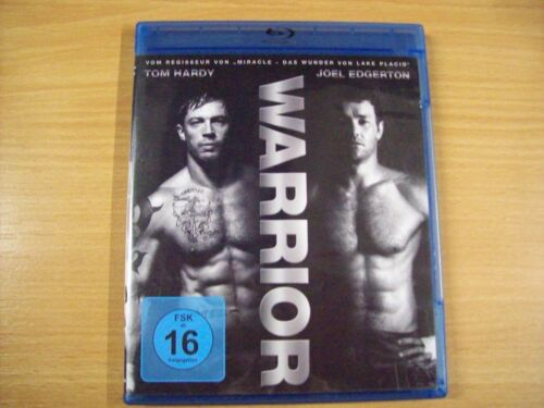1 von 1 - Warrior (2012) Tom Hardy  Blu-ray (Z) 177
