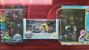 Lot Coffret Heroclix X - Men Danger Room / Anti-monitor Blackest Night