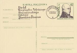 Poland postmark HRUBIESZOW - St. STASZIC Agricultural Society - Bystra Slaska, Polska - Poland postmark HRUBIESZOW - St. STASZIC Agricultural Society - Bystra Slaska, Polska