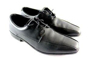 Clarks Willis Lad Bootleg Boys Senior School Shoes