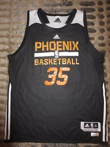 new products f2bac 6ccb9 Details about Dragan Bender #35 Phoenix Suns NBA Practice Game Used Worn  Jersey XL