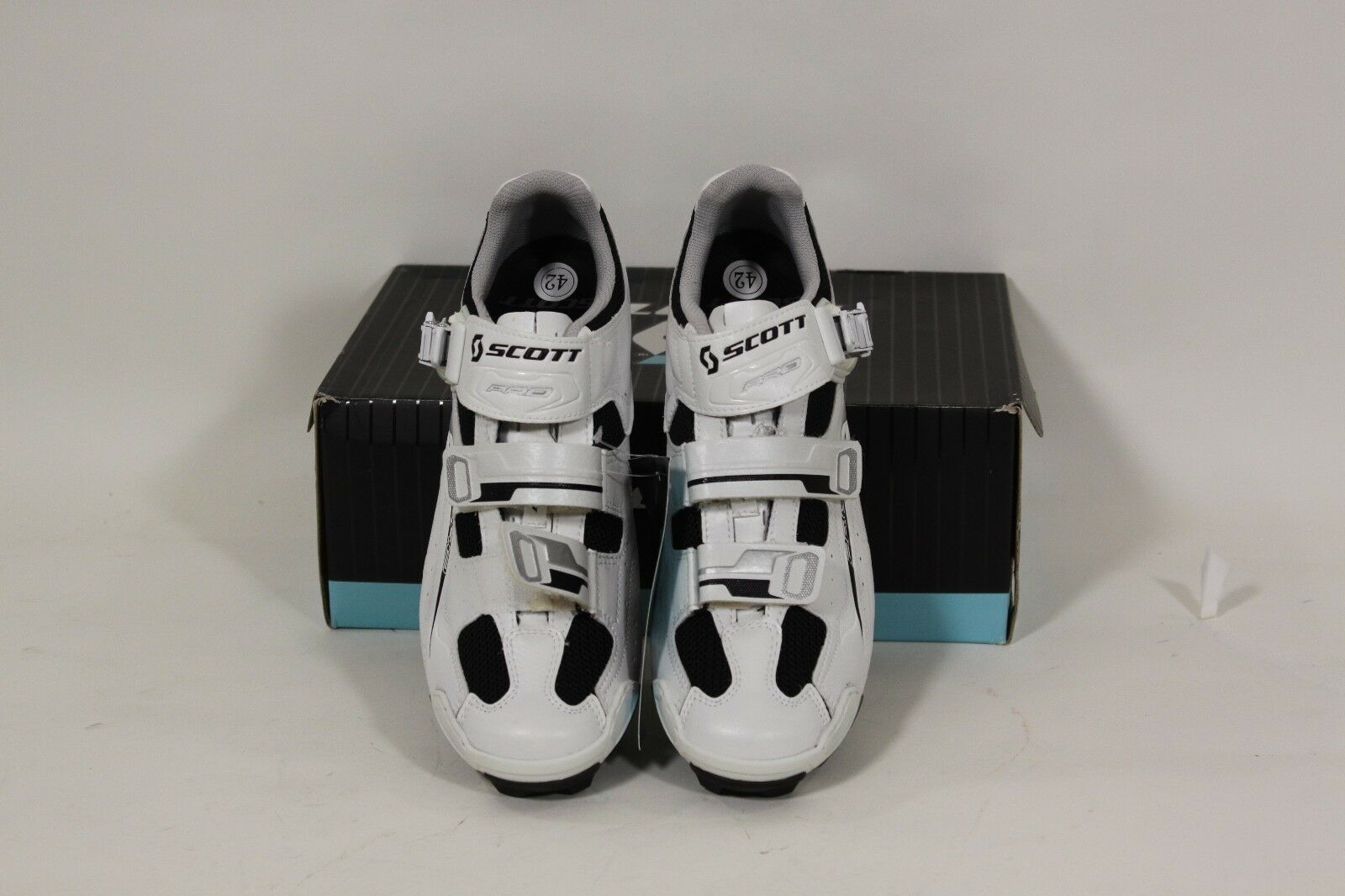 Scott MTB pro Donna Mountain Bike Scarpe Bianco e Nero Eu 38 o Us 6.5