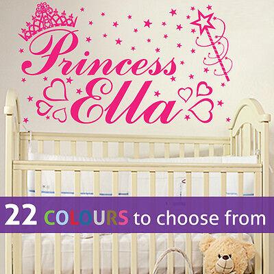 FAIRY PIXY PRINCESS WALL DECORATION SHAPE NURSERY NEW BORN CHILDRENS ROOM