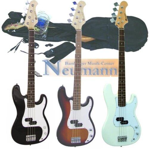 PB Elektrische Bass Gitarre E-Bass E Bässe Set
