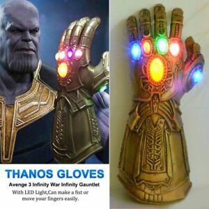 Thanos-Infinity-Gauntlet-Marvel-Legends-Gloves-Avengers-2019-Figure-amp-LED-LIGHT