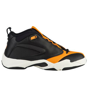 timeless design 491e6 ab314 Image is loading Jordan-Jumpman-Quick-23-Black-amp-Orange-Peel-