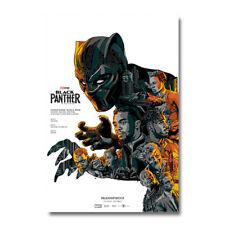 Y31 BLACK PANTHER 2018 Superhero Movie Silk Poster Art 24x36 27x40IN