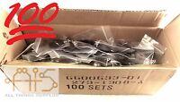 Box Of 100 - Igo 6600633-01 Power Tip A33 For Motorola & Other Devices 1o X