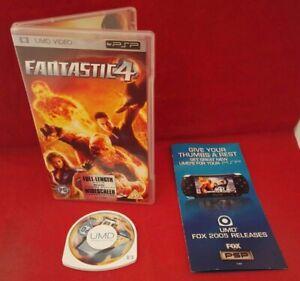 Fantastic-Four-Sony-PSP-UMD