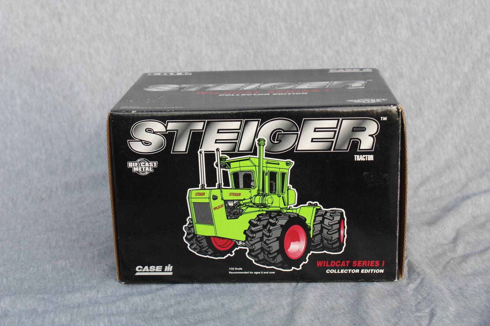 1 32 Ertl Steiger Wildcat series 1 collector edition A