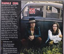 """CAROLE KING -THE CITY-"""" NOW THAT EVERYTHING'S BEEN SAID"""" 1968! BEFORE TAPESTRY!!"""