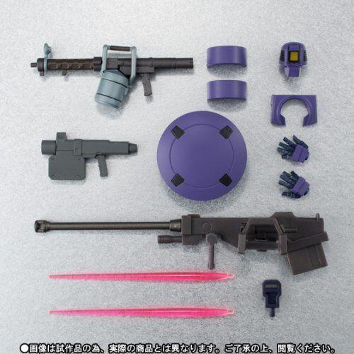 NEW ROBOT SPIRITS Side MS Gundam W LEO OPTION SET 2 Action Figure BANDAI F//S