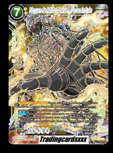 ♦Dragon Ball Super♦ Noyau de Métal Cooler, Force infinie   BT2-108 SPR -VF-
