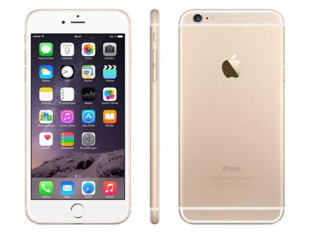 "Apple iPhone 6 64Go Or Débloqué Téléphone intelligent FR STOCK IOS NEUF 4.7"""