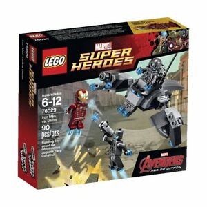 Lego-Marvel-Super-Heroes-76029-IRON-MAN-vs-ULTRON-Sentry-Officer-Minifigs-NISB