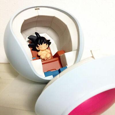 Dragon Ball Z Goku Space Ship Figure Banpresto Ichiban Kuji Rare A 2009 F//S