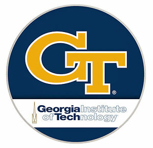 GEORGIA-TECH-YELLOW-JACKETS-PAPER-COASTERS-GEORGIA-TECH-4PK-COASTER-SET