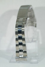 Oyster type 20mm watch band strap deployment clasp for Rolex and other makes