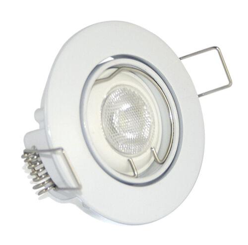 Sets Mini Ceilings Recessed Spotlight Ben with Mr11 Gu10 3 Watt=25 Watt LED COB