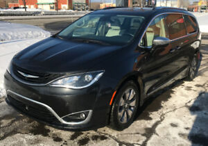 Chrysler Pacifica Hybrid Limited 2018 ***une seule taxe*** Toit+