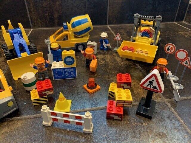 Lego Duplo, Byggeplads